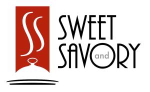 sweet savory logo