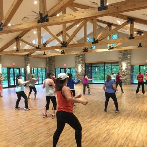 zumba at the sycamore2