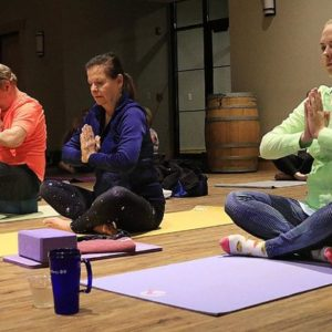 yoga homestead room
